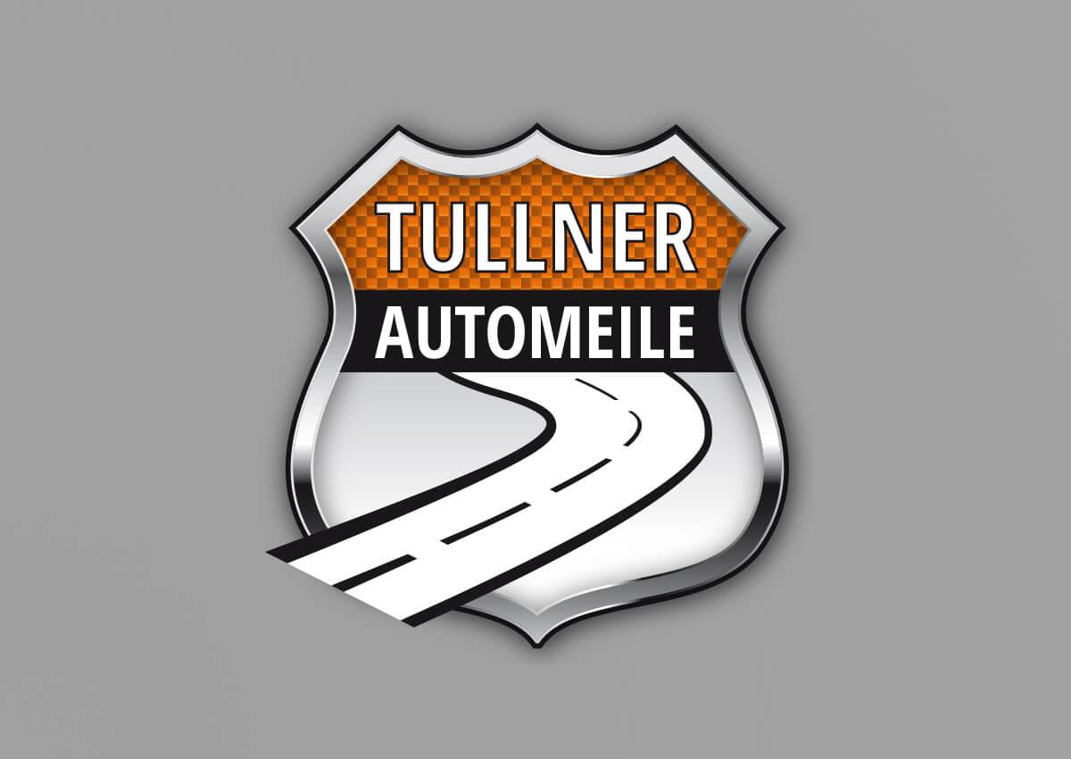 Tullner Automeile Logo