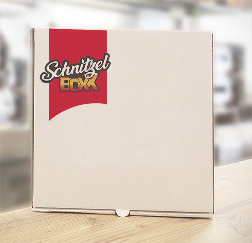 Schnitzelboxx Karton