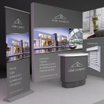 "Messestand ""Home Elements"""